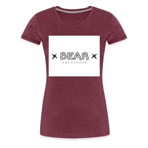 merk BEAR - Vrouwen Premium T-shirt