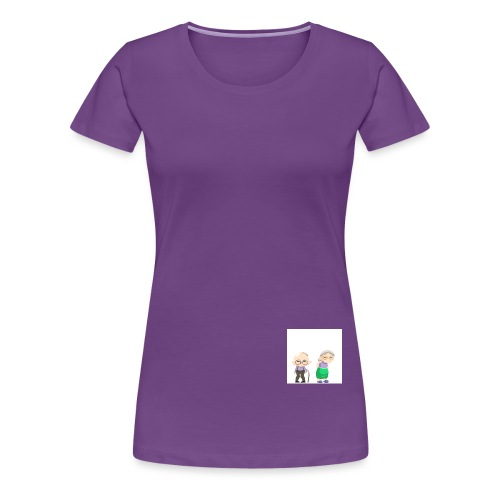 Grow old with me - Frauen Premium T-Shirt