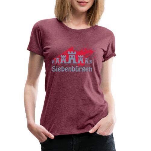 Siebenbuerger Blut - Frauen Premium T-Shirt