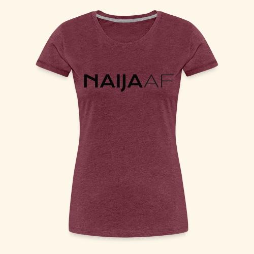 naijaaf - Women's Premium T-Shirt