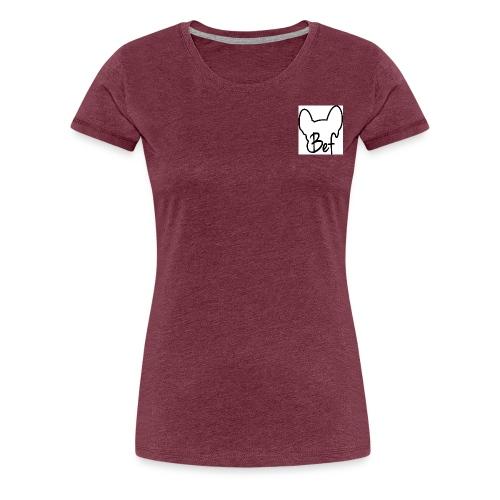 logo bef - T-shirt Premium Femme