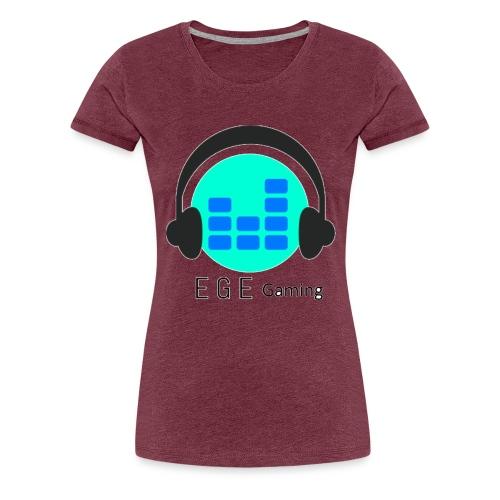 EGE Gaming Logo - Frauen Premium T-Shirt