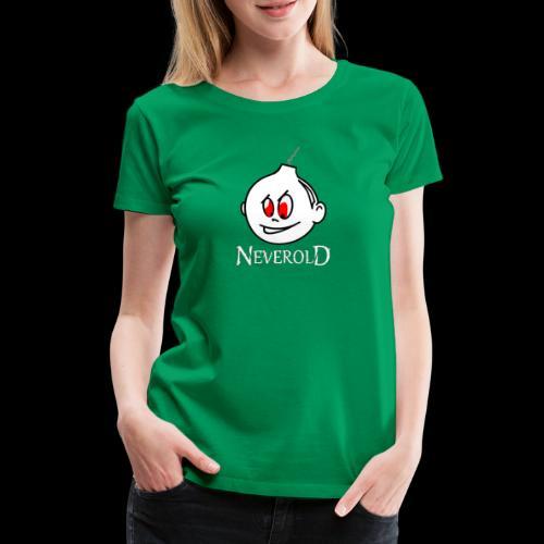 tete neverold - T-shirt Premium Femme