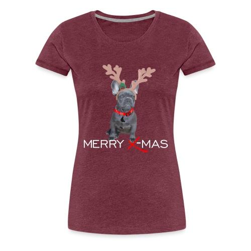 x-mas bully - Frauen Premium T-Shirt