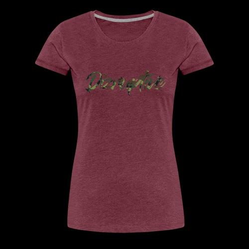 diz2 - Frauen Premium T-Shirt