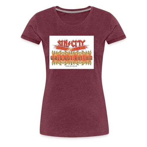 pos girlsgot - Frauen Premium T-Shirt