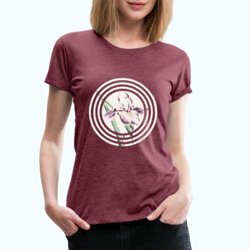Lilies watercolor - Women's Premium T-Shirt