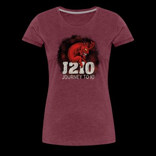 Rockviechei - Frauen Premium T-Shirt