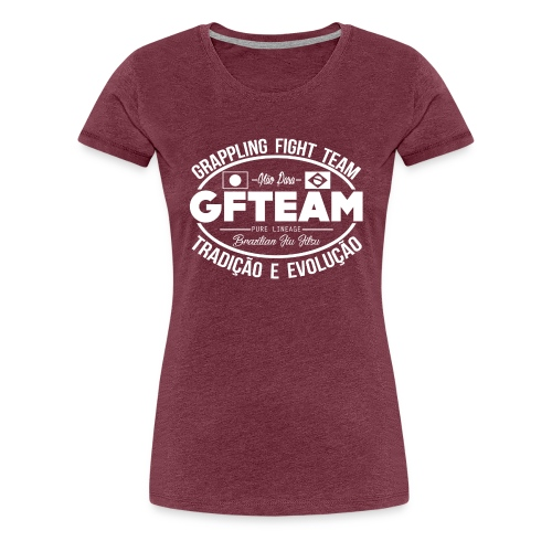 trad & Evo WHT - Women's Premium T-Shirt