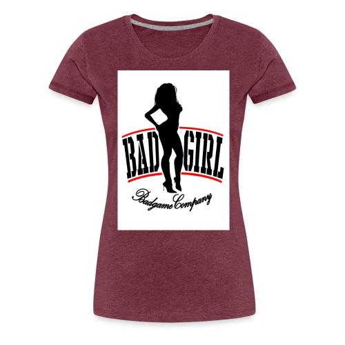BAD GIRL02 jpg - T-shirt Premium Femme