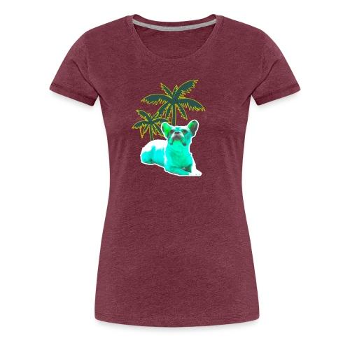 French Bulldog - Frauen Premium T-Shirt