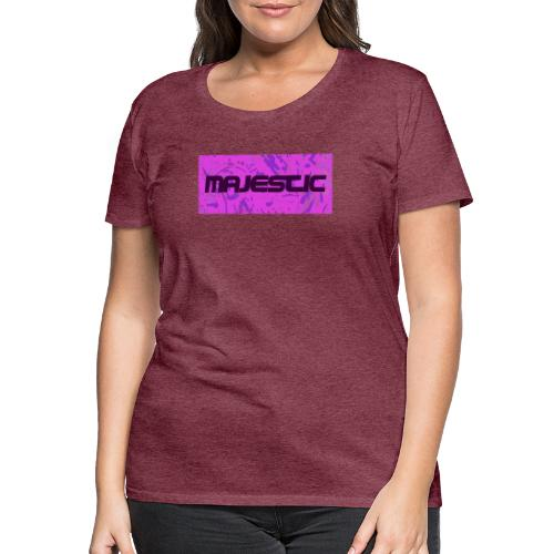 Royal Purple - Women's Premium T-Shirt