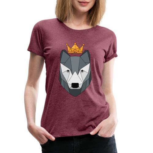 Le Roi LoupWink - T-shirt Premium Femme