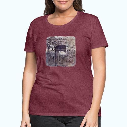 Vintage monochrome - Women's Premium T-Shirt