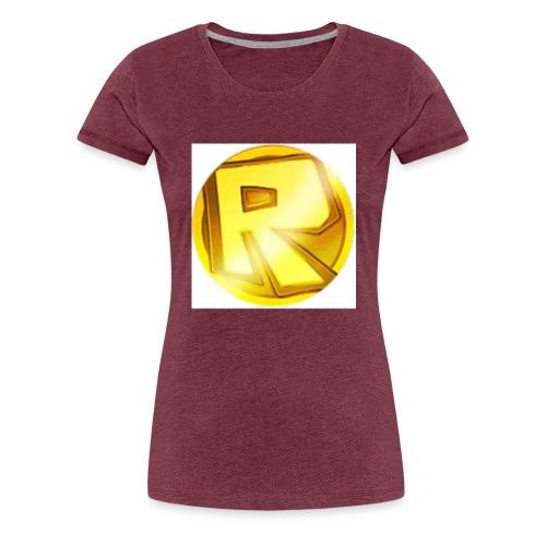 Razzerzlogoshirt - Women's Premium T-Shirt