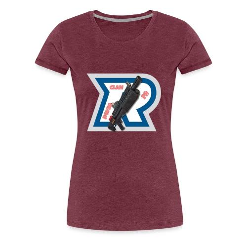 R4D3R Official Merch - Women's Premium T-Shirt