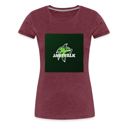Jaktfalk - Premium-T-shirt dam