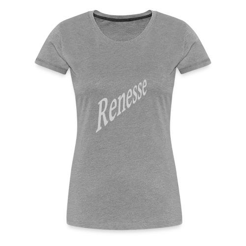 Renesse - Frauen Premium T-Shirt