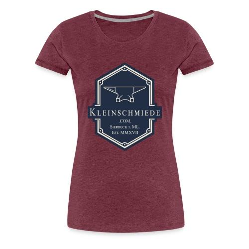 Kleinschmiede - Frauen Premium T-Shirt