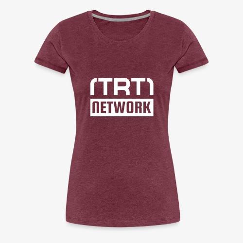 NTRTN - Bar white - Frauen Premium T-Shirt