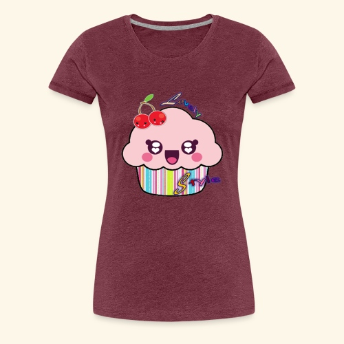 Lovely Style - Camiseta premium mujer