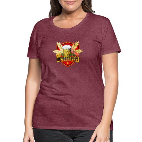 Oktoberfest - Frauen Premium T-Shirt