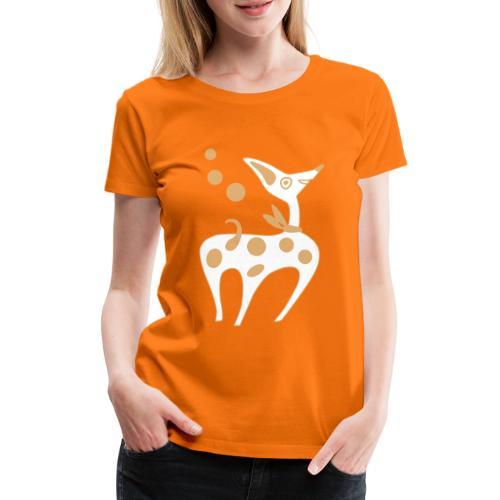 Cane Cucciolo divertente - Maglietta Premium da donna
