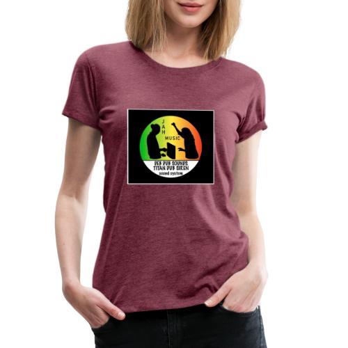 Deb Dub & Titan Dub Siren - Women's Premium T-Shirt
