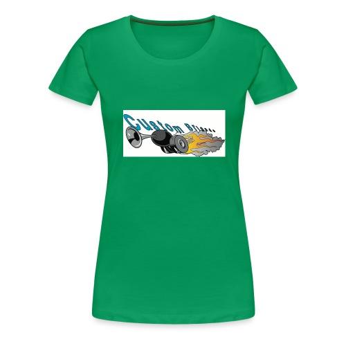 trompettecb - T-shirt Premium Femme