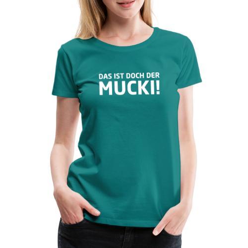 Martin Rütter - Mucki - Langarmshirt - Frauen Premium T-Shirt
