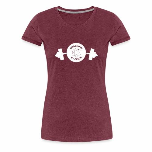 Coaching By Creus Clothing - Vrouwen Premium T-shirt