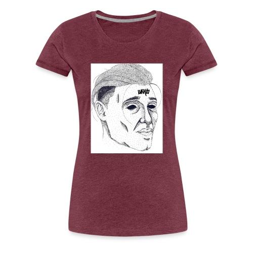 n - T-shirt Premium Femme
