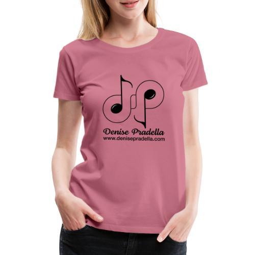 Brand black - Frauen Premium T-Shirt