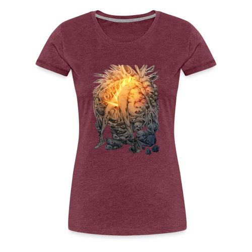 Éclatement - T-shirt Premium Femme