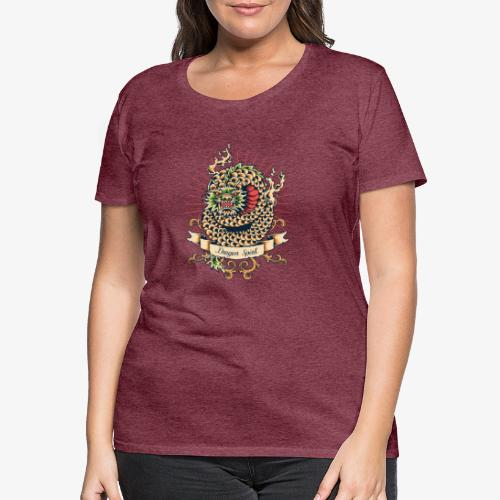 Drachengeist - Frauen Premium T-Shirt