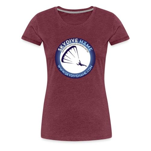 Svetari - Naisten premium t-paita