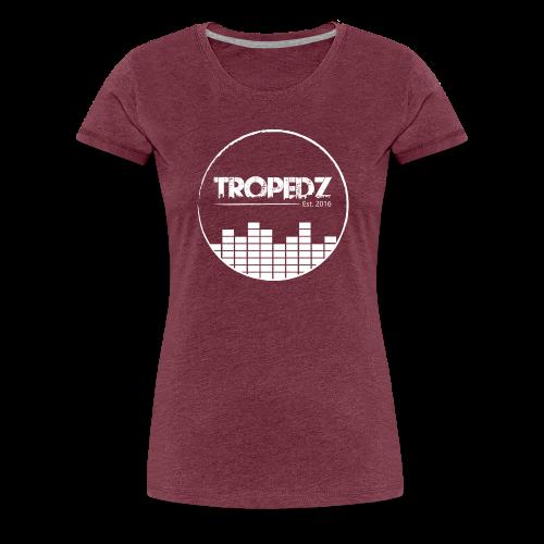Tropedz2. - Frauen Premium T-Shirt