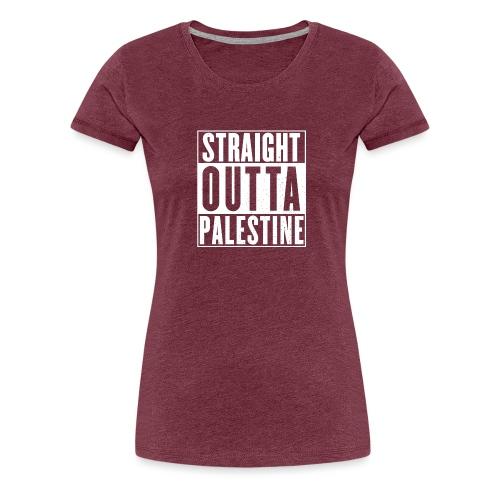Palestine - Women's Premium T-Shirt