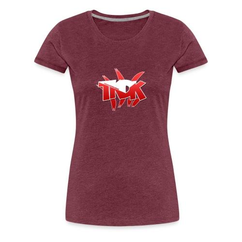 TKDK Teddy - Vrouwen Premium T-shirt