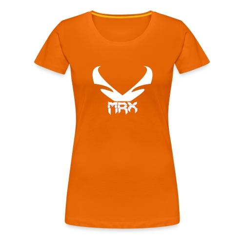 Black | MxR - Frauen Premium T-Shirt