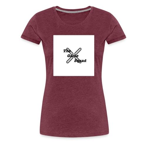Hitmarker shirt - Vrouwen Premium T-shirt