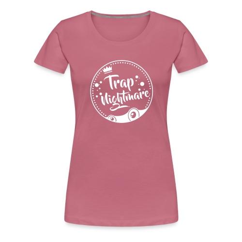 Logo Round - T-shirt Premium Femme