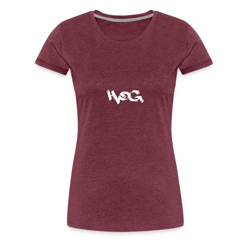 Hog - Camiseta premium mujer