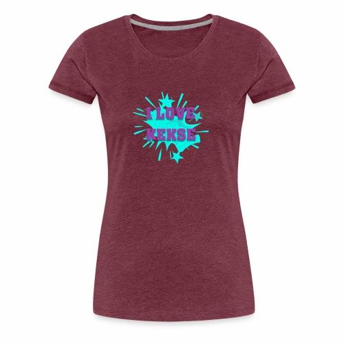 Keks - Frauen Premium T-Shirt