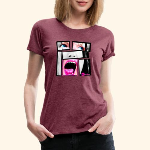 expo26b2 Unbreakable - T-shirt Premium Femme