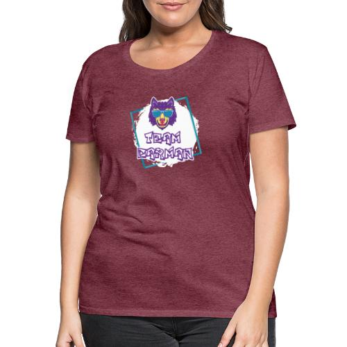 TEAM CARMAN - T-shirt Premium Femme