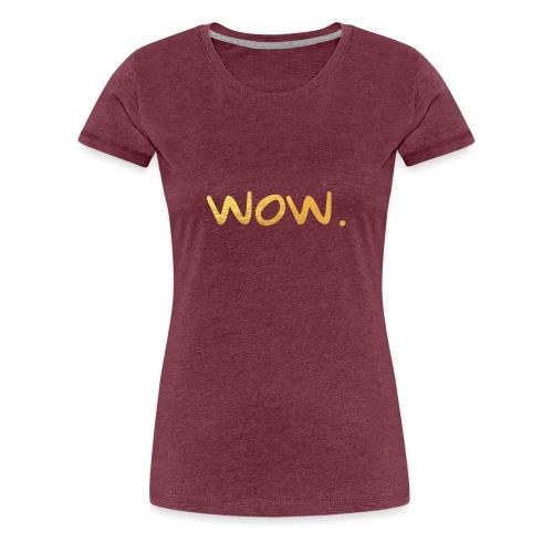 PicsArt 04 12 07 30 34 - Vrouwen Premium T-shirt