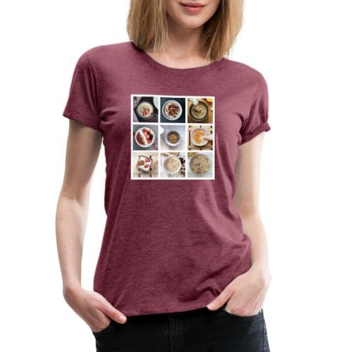FOODPORN - Frauen Premium T-Shirt