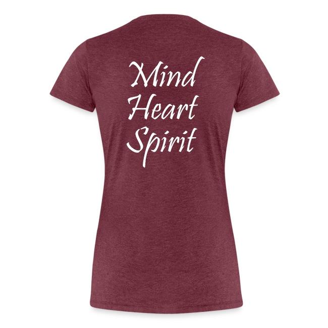 "Studio Kokoro ""Mind Heart Spirit"" T-shirt"