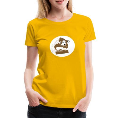 Droove logo - Vrouwen Premium T-shirt